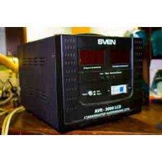 Ремонт стабилизатора напряжения Sven AVR 3000 LCD