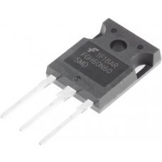 FGH60N60SMD, Транзистор, IGBT, Field Stop, 600В, 60А, [TO-247]