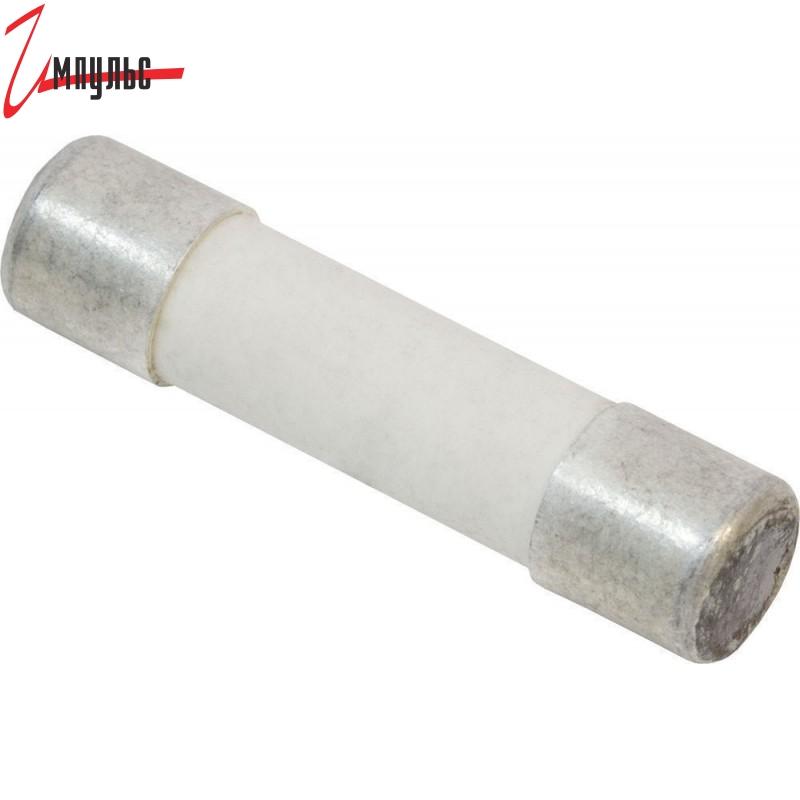 8 А, 250 В, 5х20 мм, F, Предохранитель керамический быстродействующий